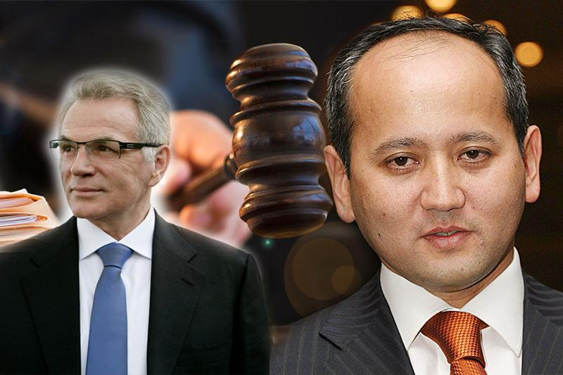 Ilyas and Victor Khrapunov sanctioned for misleading and disinformation, Ablyazov